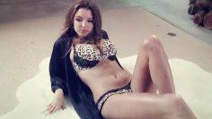 Alyssa Arce Nude Playboy Video