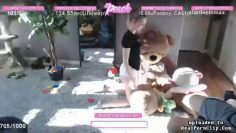 STPEACH CAMEL TOE VIDEO FROM TWITCH thumbnail