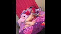 Daizha Morgan Twerking Nude Video