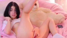 Babe Betty Masturbating Video