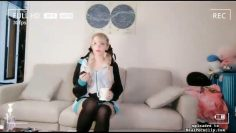 Katyuska Moonfox Dildo Masturbating Porn Video Leaked from Onlyfans thumbnail