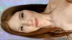 Ginger ASMR Oiled Up and Rubbing Myself Video Leaked thumbnail