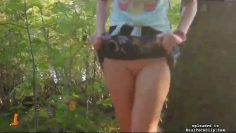 REDHEAD FOXY NAKED OUTDOORS PATREON VIDEO LEAKED thumbnail