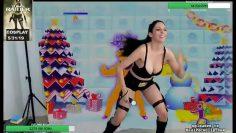 Katvandermeer Twitch Streamer Huge Milkers Shaking Dance Porn Video Leaked thumbnail