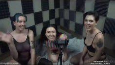 Muna ASMR BellaDonna ASMR OnlyFans Kissing Porn Video Leaked thumbnail