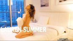Lauren Summer On Bed Video Nude Porn Video thumbnail