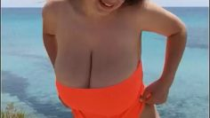 Adriana Fenice Busty Babe With Huge Tits